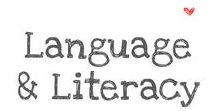 Language & Literacy [We Like] / Let Learn New Fun and Interesting Things Together