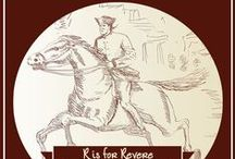 Lesson Plans on Paul Revere's Midnight Ride