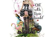 Alice in Wonderland THEME / Party, decor & outfit ideas   :)