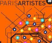 Artistes sélectionnés 2016