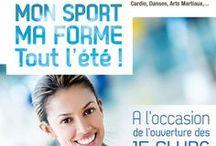 Offres des Cercles de la Forme / Retrouvez toutes les offres proposées par les Cercles de la Forme, votre chaîne de salles de sport en île de France. www.cerclesdelaforme.com