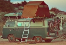 vanlife, campers and Jeeps