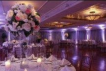 Garden Terrace at Fox Hollow / The Garden Terrace ballroom at the Fox Hollow is an elegant setting to celebrate your new beginning.  With direct access to the west garden this location is sure to excite your guests!