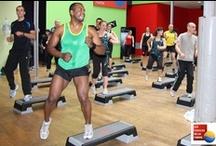 Cours de Body Step aux Cercles de la Forme Paris / Retrouvez la nouveauté 2013 des cercles de la Forme, des cours de Body Step du programme LesMills. www.cerclesdelaforme.com