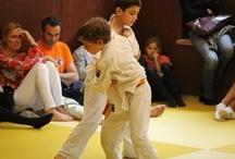 Cours de Judo enfants Cercle Maillot Paris 17