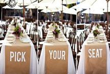 Brunch Weddings / Brunch is an exciting way to incorporate breakfast and lunch favorites into your wedding event.
