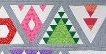Original Quilt Designs by Sheila Christensen / These are quilts that I have designed myself. Patterns are available for many of these quilts on my website at www.quilterslane.co.nz and on my Craftsy Store (sheilachristensen)