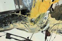 My Kinda Art / Each stroke is swift and impactful.  / by Ferhard Ahmad