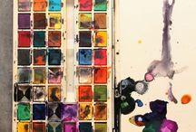 Allard Alexandra  / Artiste peintre