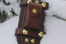 Leather Craft / by W.J. Zombie Hunter