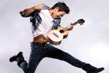 Jake Shimabukuro / Traveled 10,000 miles to his rock, jazz, blues, classical concert in 2013 to hear this Japanese-American virtuoso play in Honolulu. Jake is the best. / by Deb