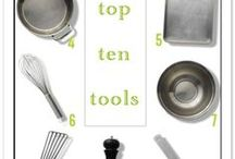 Kitchen Essentials / Can't live without in the kitchen
