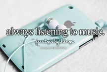 Music / Music I love :)