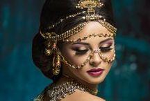 Ladies / beautiful longhaired ladies. elegant women. longhair woman on her best