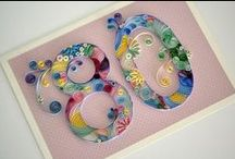 Quilling / by Rebecca Streeton