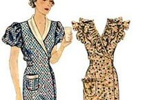 Everyday Cotton Work Dress