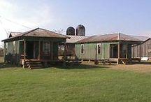 Cowboy's Shotgun House