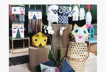 * MAS QUE PIÑATAS * / http://www.masquepinatas. com  Handmade piñatas, full of joy and love!
