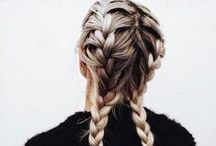 Easy AFTER GYM Hairstyles! / Ideas for easy HAIR STYLES to take you from the Gym to work or out on the town in no time! Look Fabulous even after a rockin  workout! <3