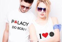 Koszulki kibica - SIATKÓWKA / #www.allbag.pl #siatkówka #volley #volleyball #polskiezłotka