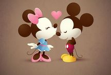 Disneyyyyy / I love mickey and Minnie! / by Emily Moore