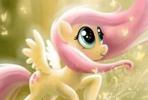 Fluttershy / aaah I love her so much <3 she's cute