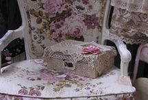 Lovely Vintage & Shabby Chic