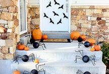 Halloween ◕ / 'Boo'-tiful ideas for an eerily excellent Halloween! / by Swapdom