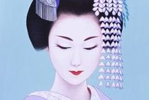 Japanese paintings