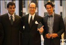 Emprendedor del Año 2014 / Recibimos el premio Emprendedor del Año 2014 otorgado por la Cámara de Comercio Latinoaméricana de Quebec, en septiembre 2014.