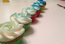 Cupcakes / My cakes ☺️  All the sweet stuff you can make in you own kitchen :)