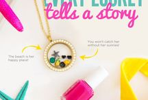 Origami Owl Business / by Christina Harwell-Greene