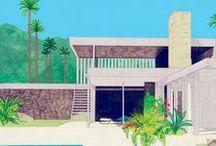 Environments & Architecture / Buildings, places, spaces.