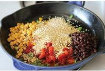 Vegan - Plant Strong Recipes / Delicious recipes that use no meat or dairy products! Eat clean, healthy and plant strong.