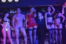 DESFILE   PUNTO G ROPA SEXY / AGOSTO 2015