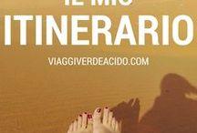 Viaggi Verde Acido / Le mini guide di ViaggiVerdeacido.com, che ho fatto per raccogliere i miei consigli, le mie esperienze di viaggio e per farti scoprire nuove destinazioni. Da viaggiatrice a viaggiatori ;-)