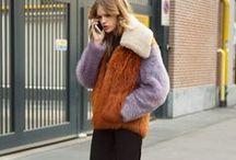 Jackets + Coats / Jacket and coat fashion inspiration.