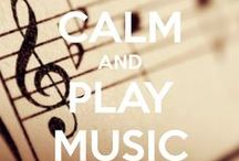 """Music / """"La musique commence là où s'arrête le pouvoir des mots """""""