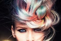Cheveux / Hair design and style