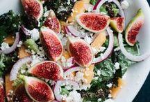Recettes salades composées