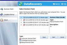 DataRecovery / Data Recovery means you can restore the deleted computer files effectively with this software. Usually data recorvery will need to backup the file before it has been deleted.