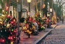 Christmas Scenery / by Karen Donovan