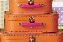 Pink & Oranje
