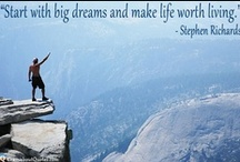 Motivational Quotes / Motivational quotes to fuel your mind and ignite your imagination!