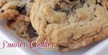 Popular Cookie Recipes / Easy Cookie Recipes which are equally delicious! They are so easy to follow and anytime you want something to munch on, visit this board for the BEST Cookie Recipes!
