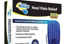 Heel Pain - The Ultimate Solution / Heel pain is usually focused on the underside or the back of your heel. If your pain is on the underside of your heel, its likely cause is plantar fasciitis. Pain on the back of your heel, where the Achilles tendon attaches to the heel bone, is Achilles tendinitis. Although heel pain is rarely a symptom of a serious condition, it can interfere with your normal activities, particularly exercise.