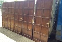 Doors - Reclaimed & Antique For Sale / Please note items pinned from the website are unique so could be already sold but similar items maybe be available. / by Architectural salvage on SalvoWEB