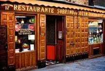 SABORES DEL MUNDO... / Restaurantes viajando / by Ana Rodríguez Aycart