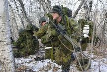 Canadian Army / On the Ground #StrongProudReady
