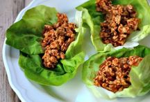 Go lean and delicious! / Healthy recipes that are sure to please.
